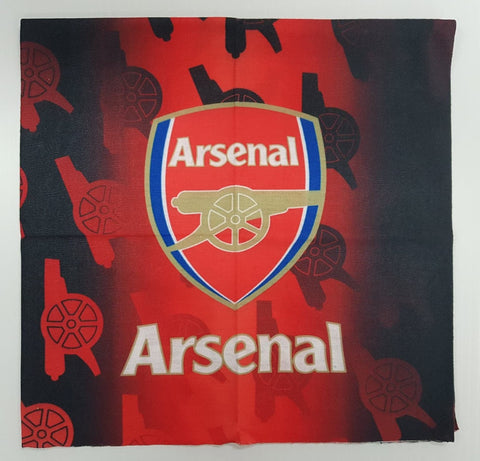 Bandana Arsenal/Barcelona/Brazil/ Chelsea/ Liverpool/Man United