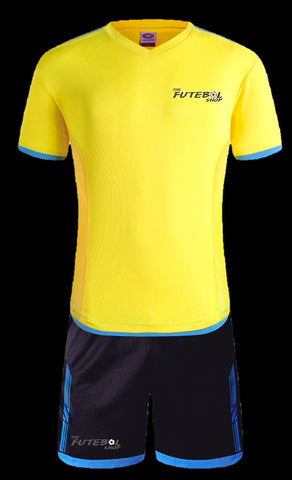 TFS 2016 Teamwear Kit Yellow/Black