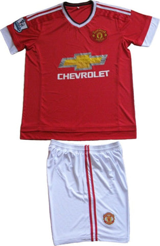 Manchester United Strip - Seniors
