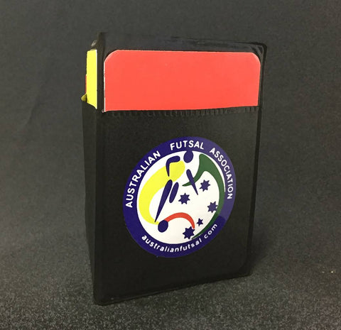 AFA Referee Cards