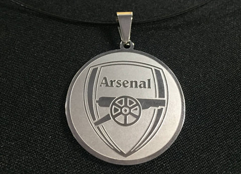Arsenal F.C. Pendant Necklace