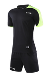 TFS 2017 Teamwear Kit Black/Lime/Black