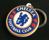 Chelsea F.C. Rubber Key Ring