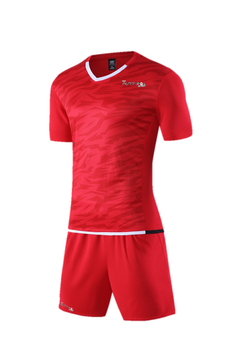TFS 2017 Teamwear Kit Red/Red
