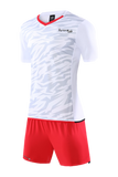 TFS 2017 Teamwear Kit White/Red