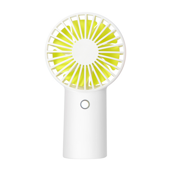 USB Rechargeable Handheld Travel 3 Speed Fan