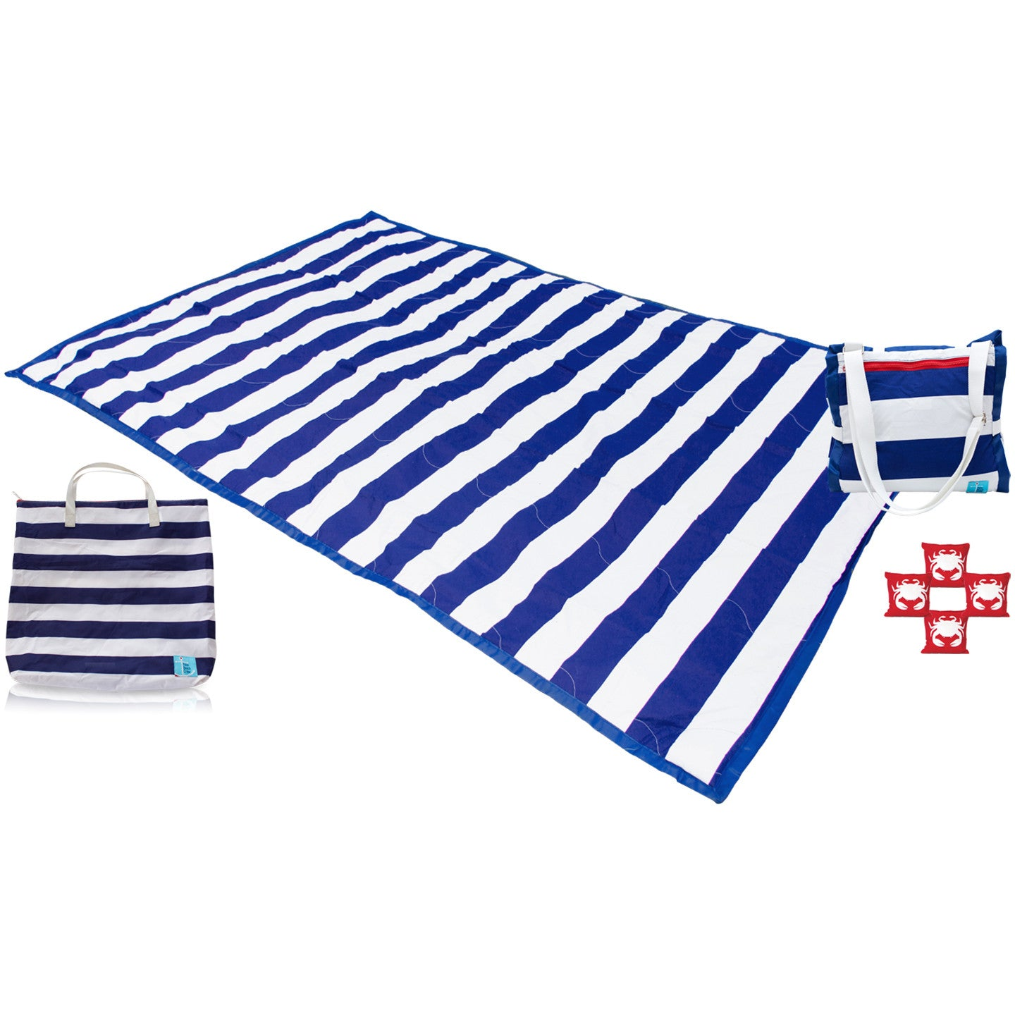 e7de510f24 Brilliant Blanket  Cabana Collection - Cabana Blue. Palm Beach Crew
