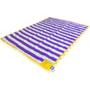 "Brilliant Blanket: ""Limited Edition"" Game Day - Purple/Gold"