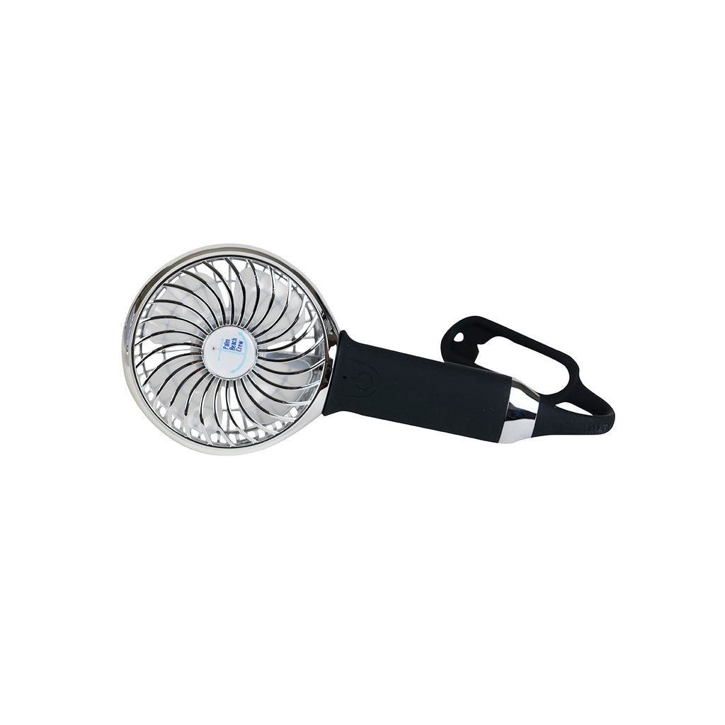 3 Speed USB Rechargeable Crew COOL Fan