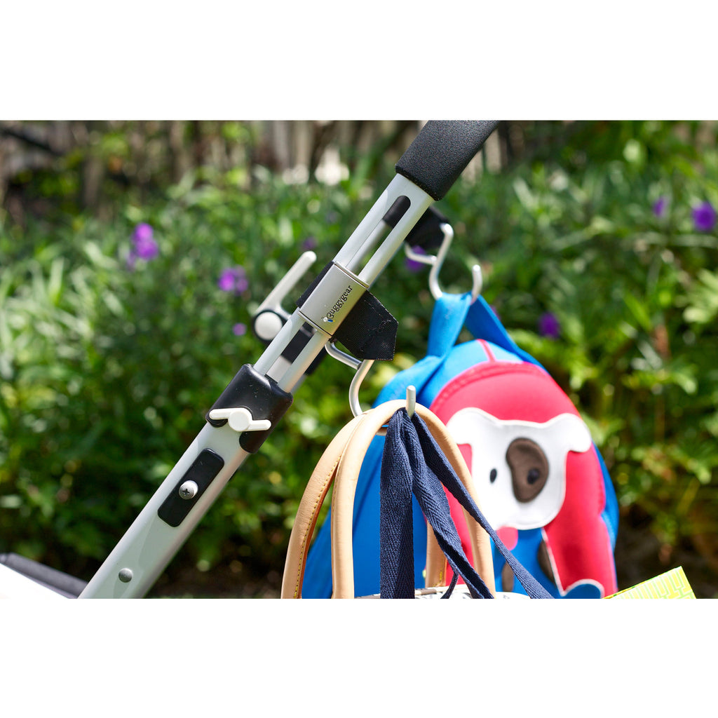Boutique Buggy Hooks Black
