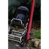 Buggyguard Anti-Theft Retractable Stroller Lock: Deco Collection - Black