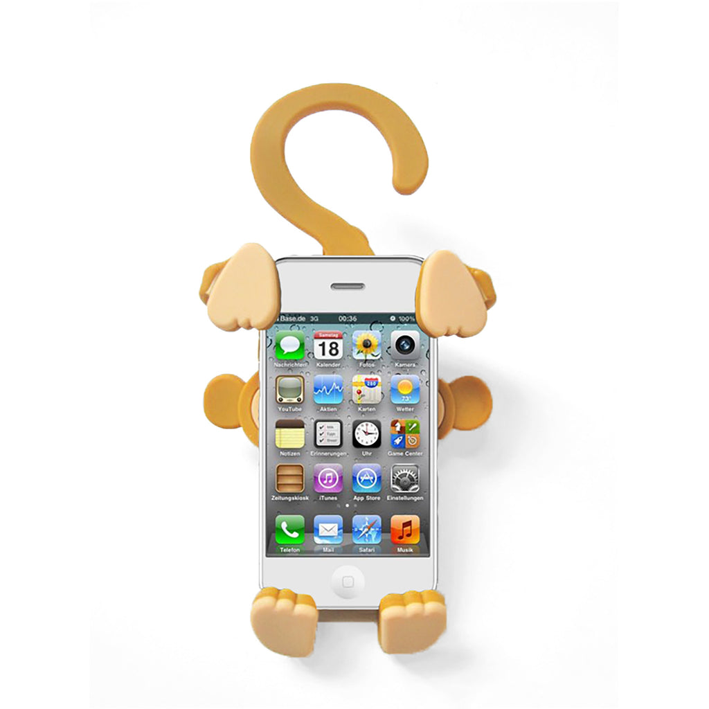Grippy Smart Phone Holder - Monkey