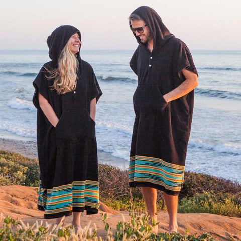 Surf Changing Poncho. Soft and Towel like. For Surfers and anyone changing in public.