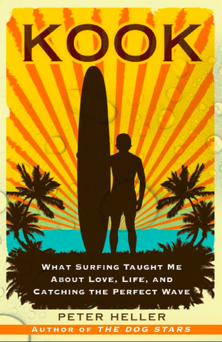 Gifts for surfers. Surfer books.