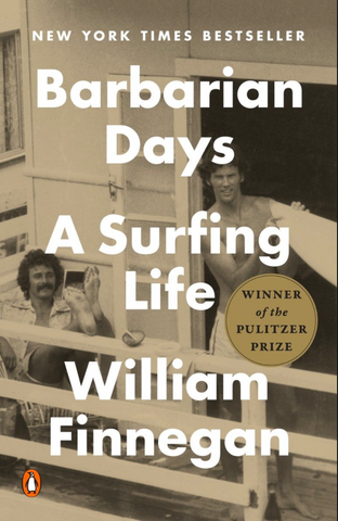 Barbarian Days William Finnegan Gift for surfers