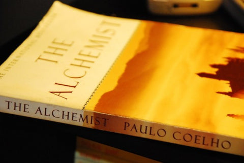 the alchemist books for surfers