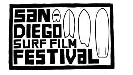 san diego surf film festival - west path board bag & poncho donations