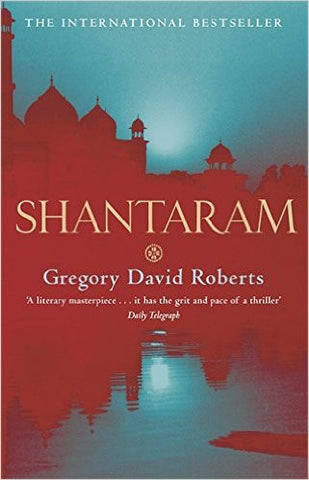 Shantram by gregory david roberts books for surfers