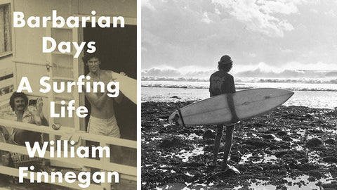 Barbarian Days A surfing life books about surfing