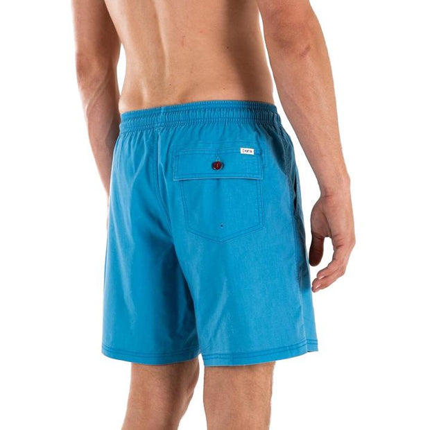 Poolside Trunk - French Blue Trunks Katin
