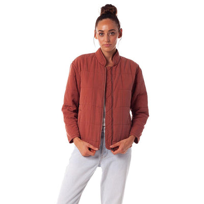 Lightweight Quilted Bomber Jacket Jackets Rhythm