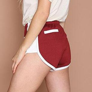 70's High Cut Dolphin Shorts Shorts Camp Collection