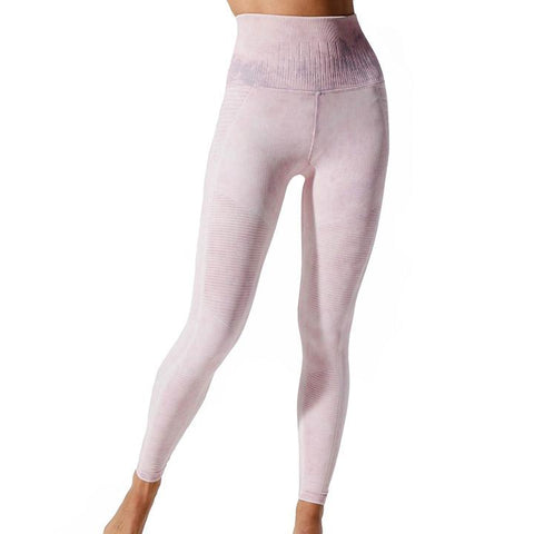 Avocado Phoenix Fire Yoga leggings Oasis Mist
