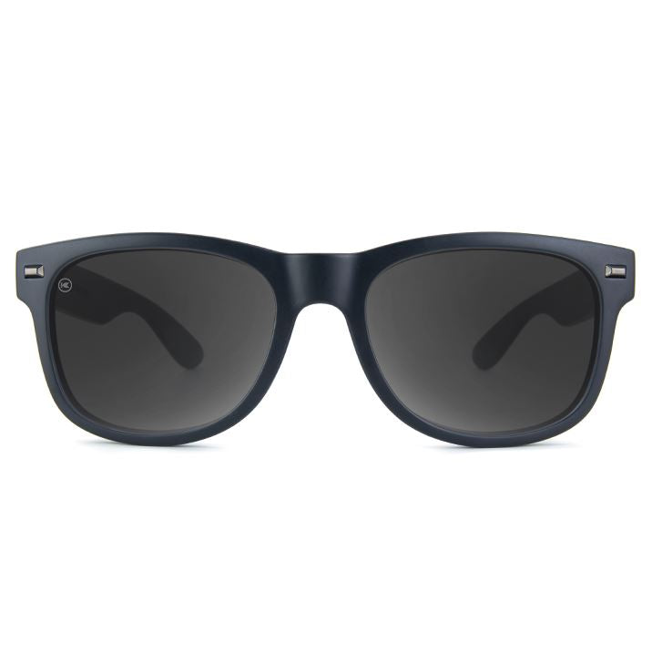 Matte Black Sunglasses - Polarized Sunglasses Knockaround Default Title