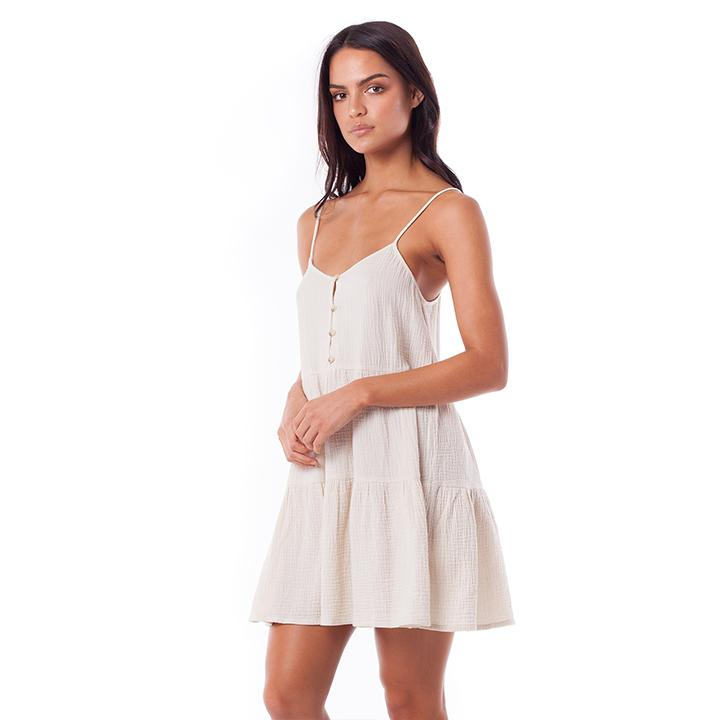 cotton beach summer dress