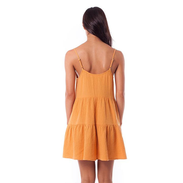 Camille Dress - Marigold Dresses Rhythm
