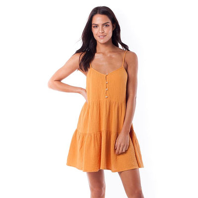 Camille Dress - Marigold Dresses Rhythm M