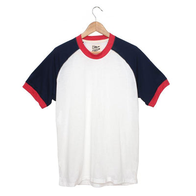 Crewneck Baseball Tee T-Shirts Camp Collection