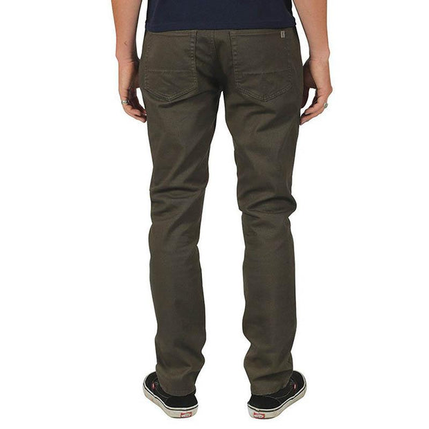 5-Pocket Pant olive Pants Captain Fin