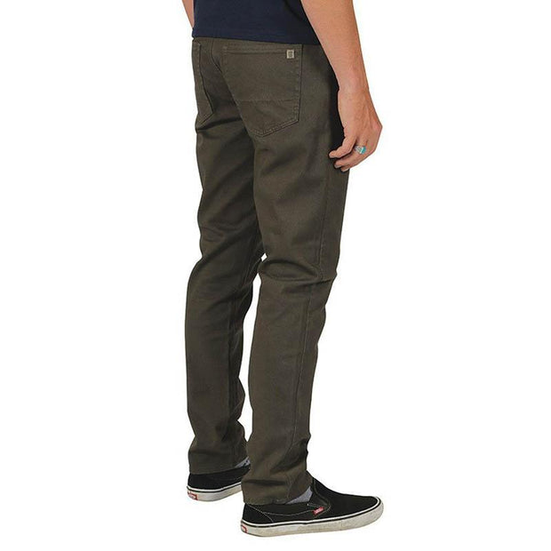 5-Pocket Pant green Pants Captain Fin