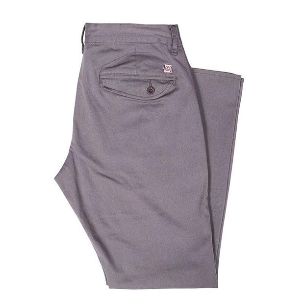 Straight Fit Trousa Pant Pants Captain Fin