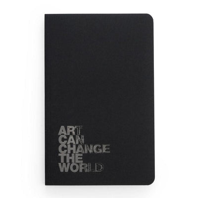 Change the World Layflat Notebook Notebooks & Journals Denik