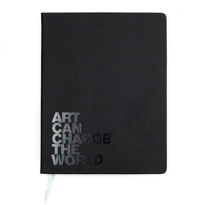 Change the World Hardcover Sketchbook Notebooks & Journals Denik