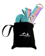 Yoga Starter Kit - Yoga Blanket, Stretching Strap, Organic Yoga Bag Yoga Starter Kit West Path
