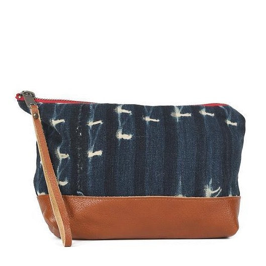 fabric leather wallets