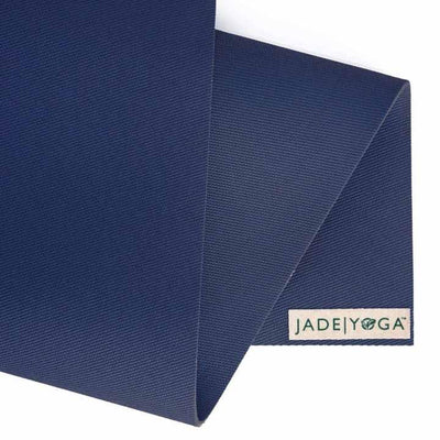 Jade Yoga Mat - Extra Wide & Double Extra Long - Midnight Yoga Mats JadeYoga