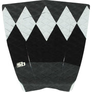 Sticky Bumps Surfboard Traction Pad - Grey