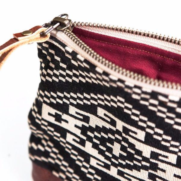 Aztec Leather Clutch Bags & Backpacks Bolt West