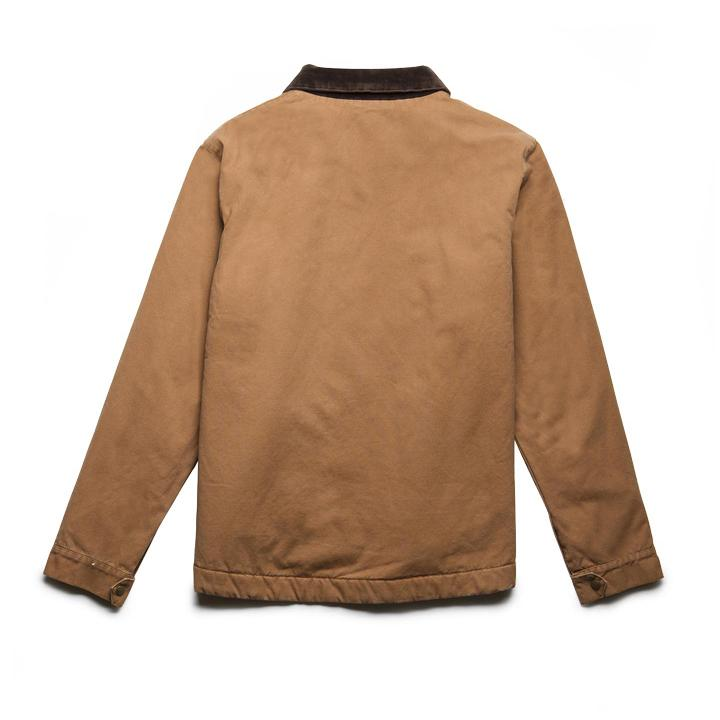 James Jacket - Tobacco Jackets Rhythm