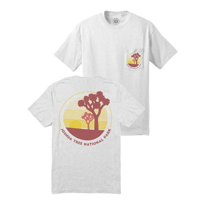 Joshua Tree Retro Pocket Tee T-Shirts Parks Project