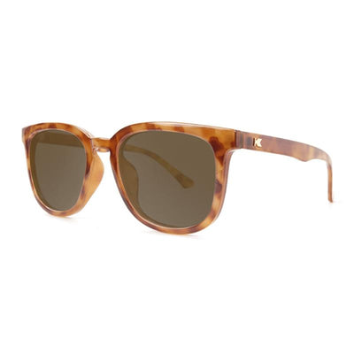 Polarized Tortoise Shell Sunglasses - Amber Lenses Sunglasses Knockaround