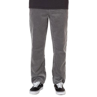 Classic 5-Pocket Corduroy Pants - Grey Pants Katin
