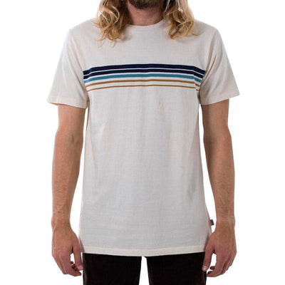 Retro Striped Surf T-Shirt T-Shirts Katin