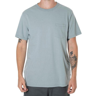 Classic Pocket T-Shirt - Blue T-Shirts Katin