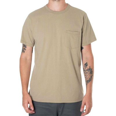 Classic Pocket T-Shirt - Green T-Shirts Katin