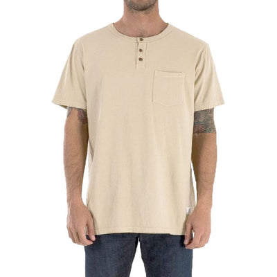 Mesa Henley - Wool Color T-Shirts Katin